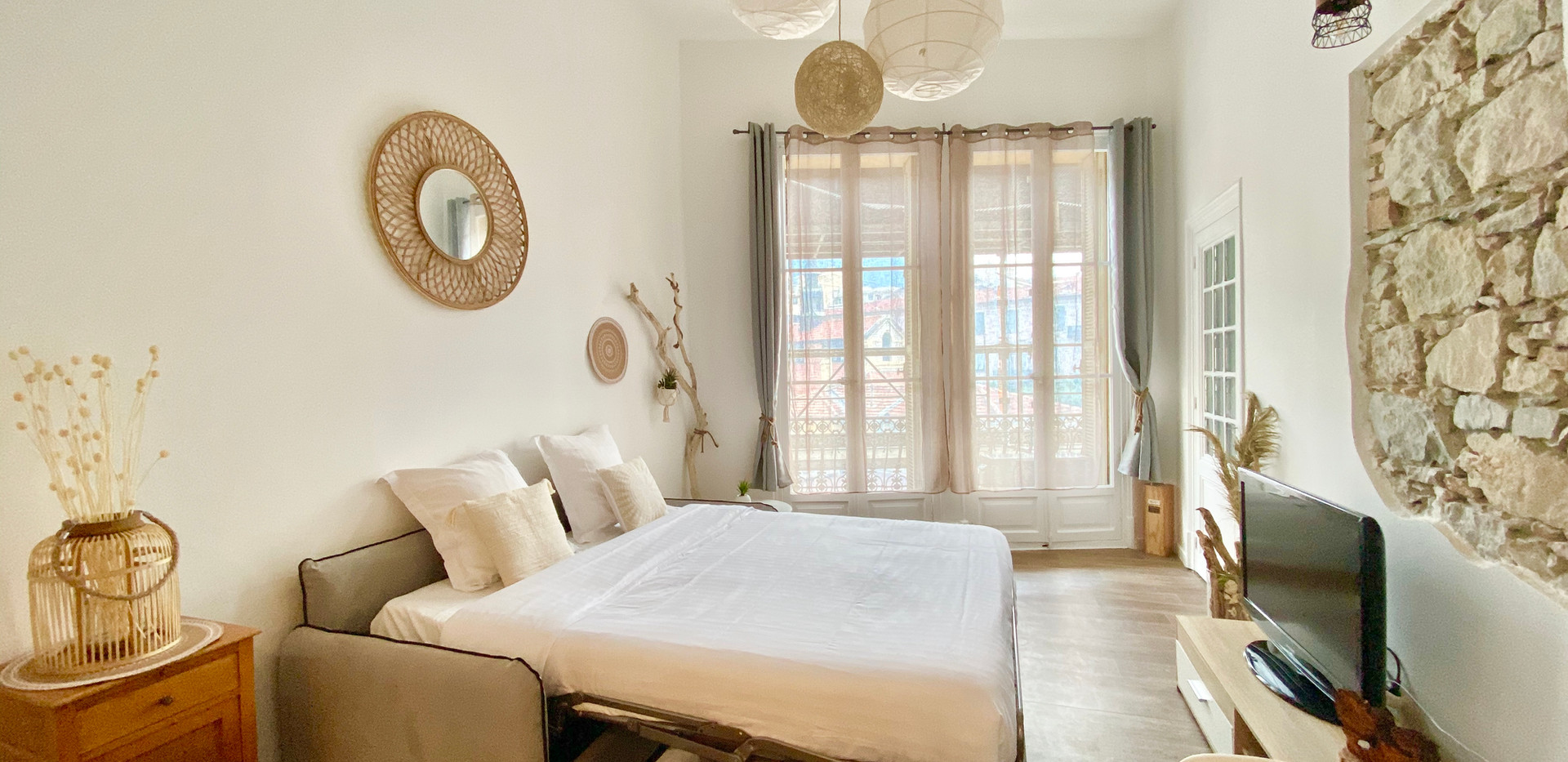 Canapé-lit de 160/200
