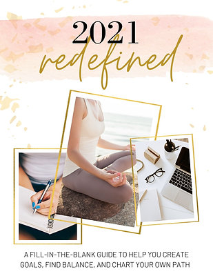 2021 Redefined