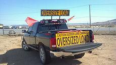 Oversize Load Escort
