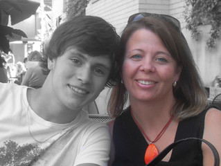 Dreaming BIG: From a Mother to her Son