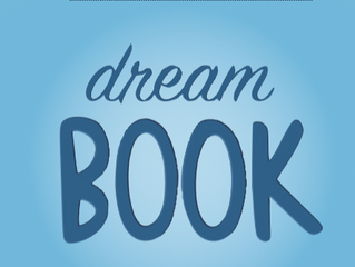 Dreaming BIG with a Dream Book