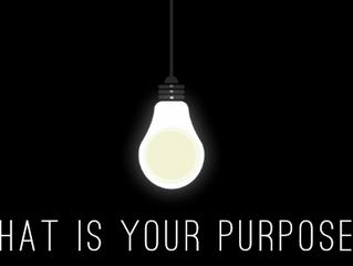 Dreaming BIG : Purpose