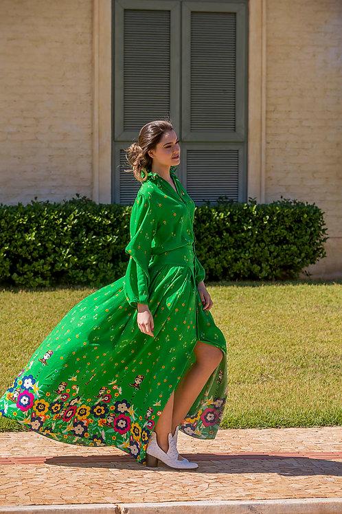 Vestido Viscose Frida