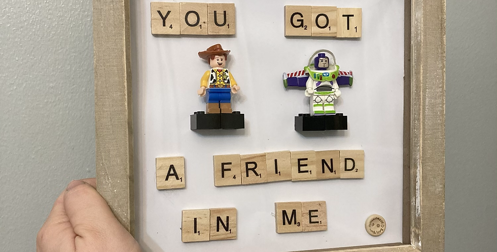 Toy Story Frame