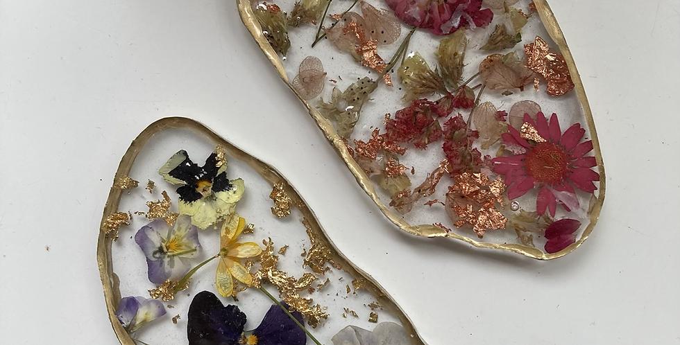 Floral Coaster/Palettes