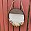 Thumbnail: Dried Floral Mirror