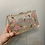 Thumbnail: Wildflower x Happy Clays Floral Gold Clutch