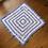 Thumbnail: Purple/White/Pink Floral Blanket