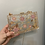 Thumbnail: Wildflower x Happy Clays Gold Floral Clutch w/ Two Detachable Straps