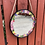 Thumbnail: Multi Dried Floral Mirror