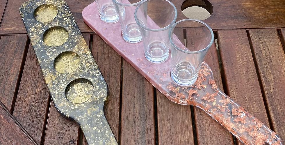 Shot Glass Tray
