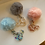 Thumbnail: Disney Pom-Pom Keyrings