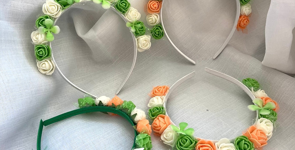 'The Fields of Athenry' Floral Bands