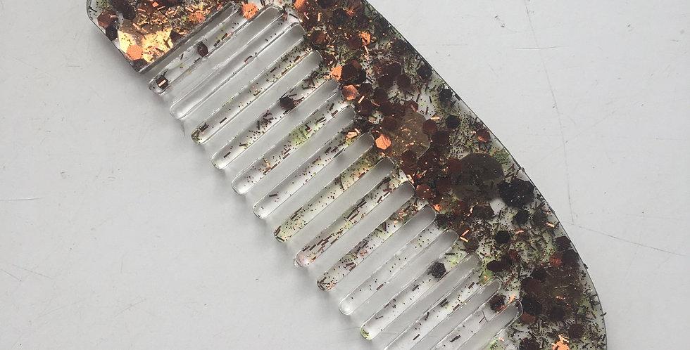 'Hocus Pocus' Glitter Comb