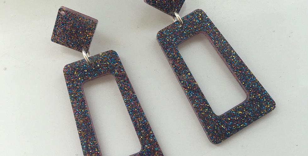 Glitz Statement Earrings