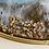 Thumbnail: Beach Theme Mirror Handmade with Donegal Sand & Shells