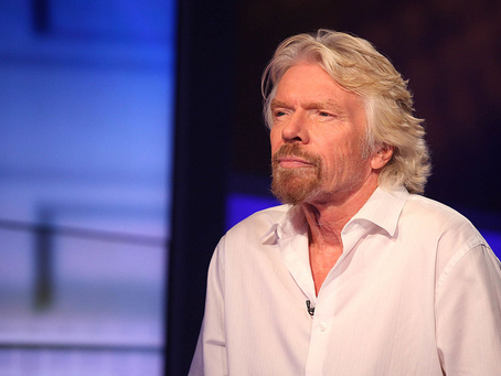 Not Sure What to Do With Your Life? Richard Branson Says Start With 2 Simple Questions