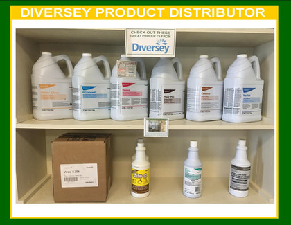 DIVERSEY PRODUCT DISTRIBUTOR