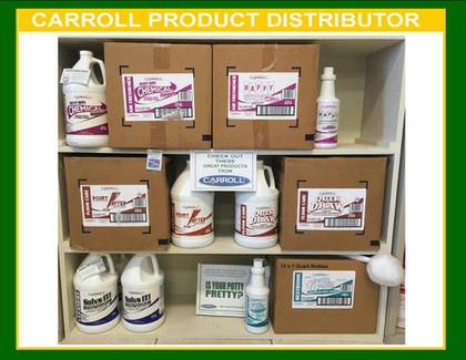 CARROLL PRODUCT DISTRIBUTOR