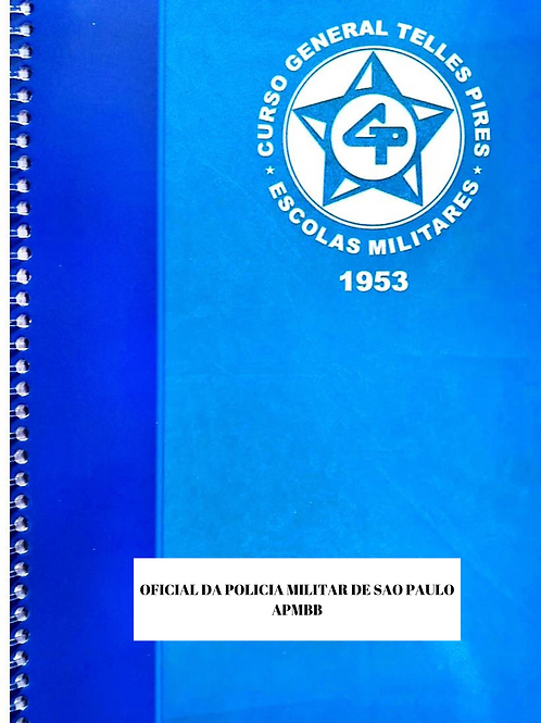 Conjunto Completo - Apostilas Oficial da Polícia Militar de São Paulo - APMBB