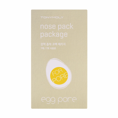 Tony Moly Egg Nose Pack Strip