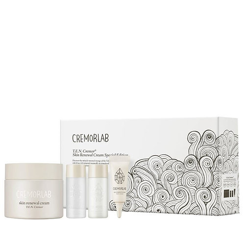 Cremorlab Set TEN Cremor Skin Renewal Cream Special Edition