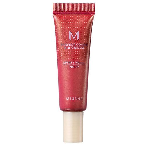 Missha M Perfect Cover BB Cream SPF 42 PA+++ 10 ml