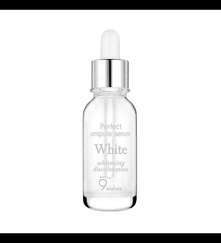 9Wishes Miracle White Ampule Serum