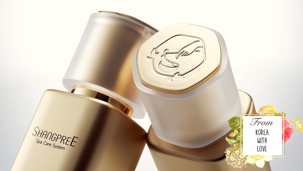cosmetica de lujo: cosmetica con oro