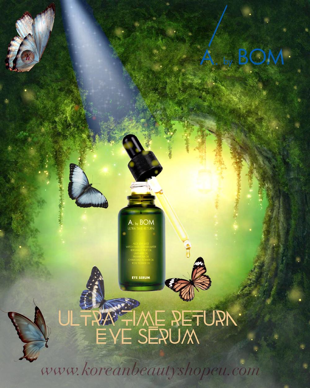 A by Bom Ultra Time Return Eye Serum @ Korean Beauty Shop EU