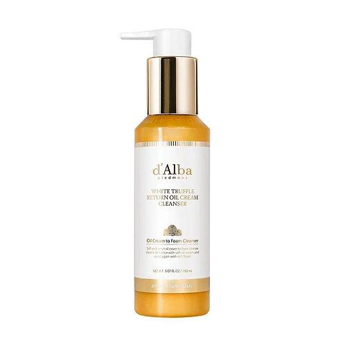d'Alba Piedmont White Truffle Return Oil Cream Cleanser