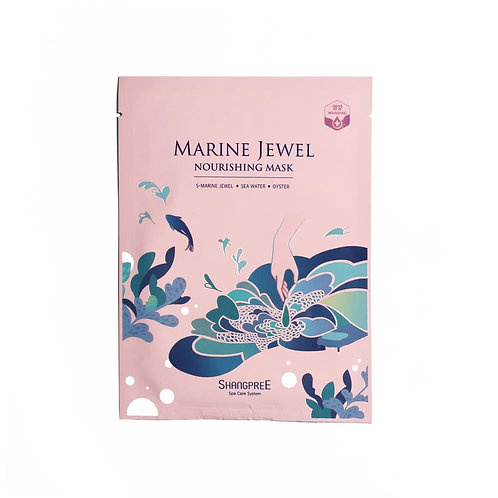 Shangpree Marine Jewel Nourishing Mask