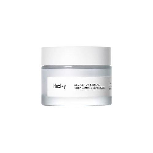 Huxley Cream; More than Moist 50ml