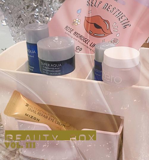 Beauty Box cosmetica coreana