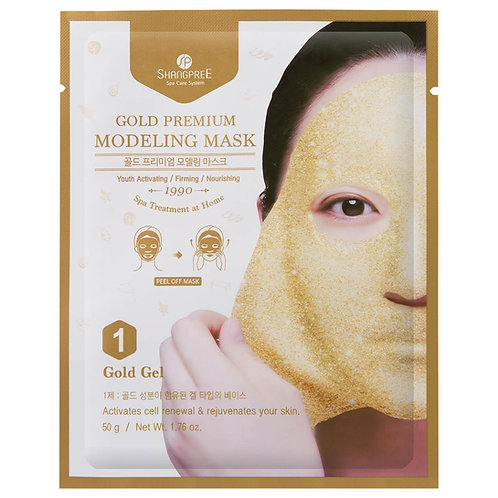 Shangpree Gold Premium Modelling Mask