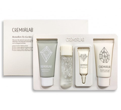 Cremorlab To-Go Kit Best Sellers Pack