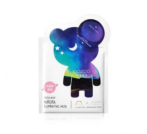 The Oozoo Bear Aurora Illuminating Mask