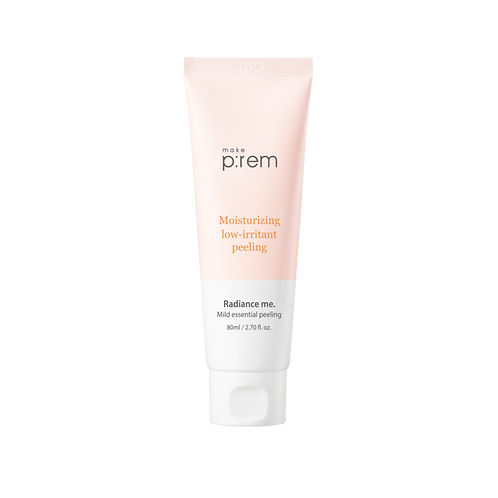 Make P:REM Radiance me mild essential peeling 80 ml
