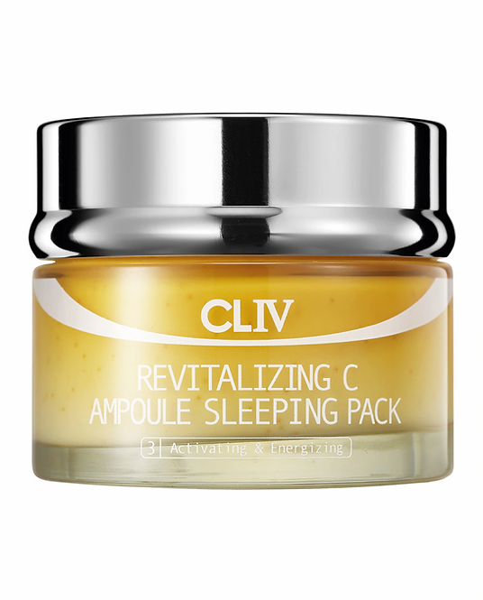 CLIV Revitalizing C Ampoule Sleeping Pack