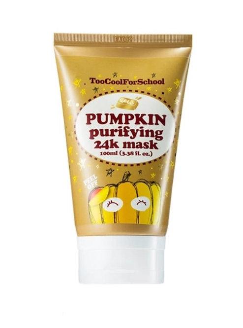 Too Cool For School Pumpkin 24K Purifying Mask Mini