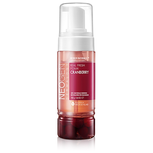 Neogen Dermalogy Fresh Foam Cranberry 160 ml