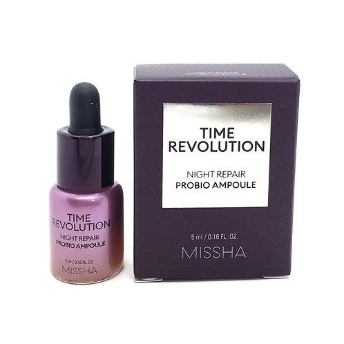 Missha Time Revolution Night Repair Probio Ampoule 10ml