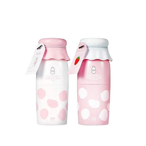 G9SKIN Milk Bubble Essence Pack