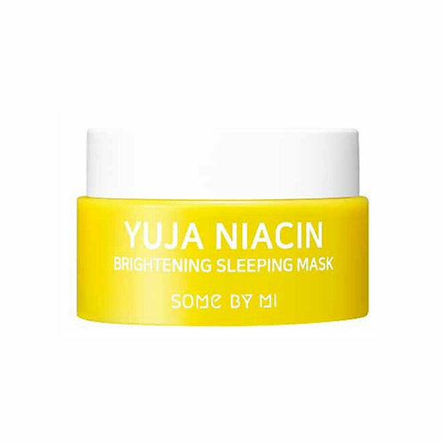 Yuja Niacin Brightening Sleeping Mask Mini