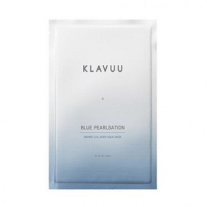 Klavuu Blue Pearlsation Marine Collagen Aqua Mask