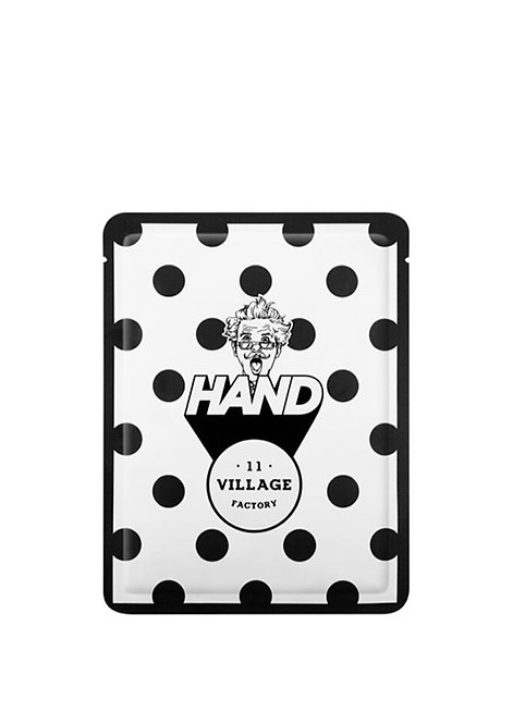 11 Village Factory Relax Day Hand Mask