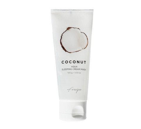 Too Cool For School Coconut Aqua Sleeping Cream Mask