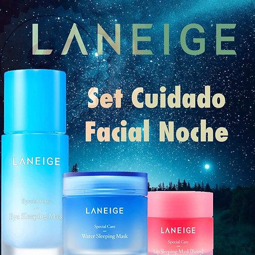 Set Cuidado Facial de Noche de LANEIGE