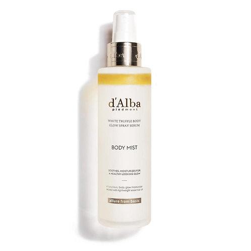 d Alba Piedmont White Truffle Body Glow Spray Serum