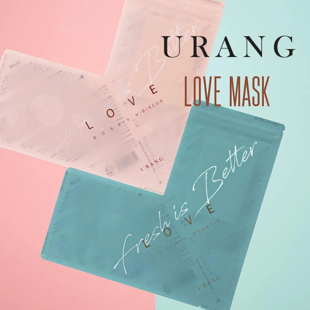 Urang Love Mask, mascarillas veganas online en Korean Beauty Shop